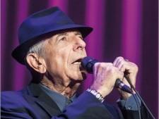 Leonard Cohen…
