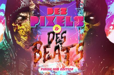 Des Pixels et des Beats : la prog !
