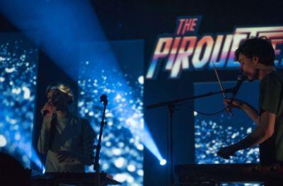 The Pirouettes + Pi Ja Ma + Mont Analogue