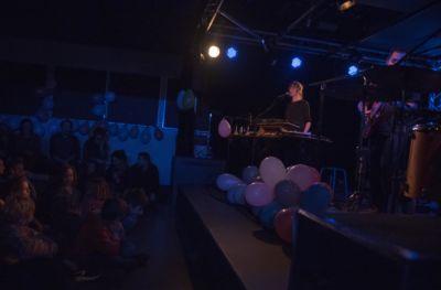 Hors Pistes : Goûter-Concert avec Gablé