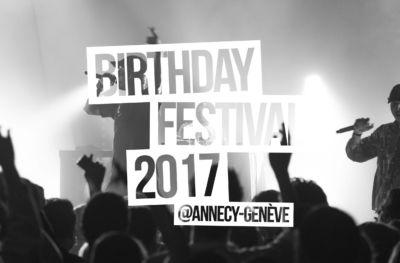 Birthday Festival 2017 !