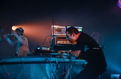 Brain Damage meets Harrison Stafford + Dub Silence