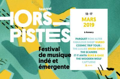 Hors Pistes 2019 : premiers noms !