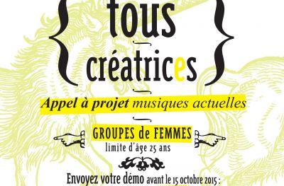Appel à groupes de musiques féminins !