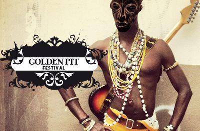 VAUDOU GAME + BASSA – concert de soutien au Golden Pit festival !
