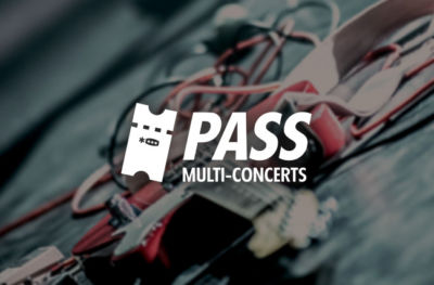 Les premiers concerts du Festival Hors Pistes en vente !