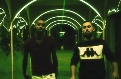 #Clip : Alwan – «Frappe» feat. KillWam – Corsemo – Zedaka – Bibi Craveur – EL'J – CLP