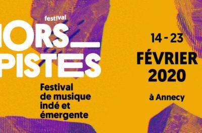 #HorsPistes2020 : les dates