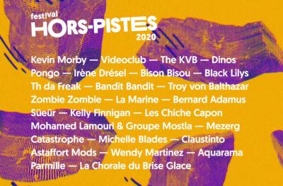 Festival Hors Pistes 2020 – La programmation