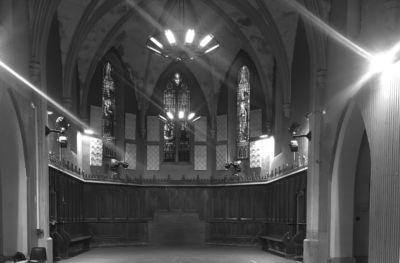 La Chapelle des Forges du festival Hors Pistes